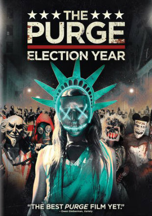 The Purge: Election Year 2016 BRRip 720p Dual Audio Download