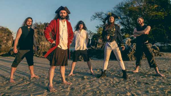"ALESTORM: Video για το νέο single ""Fannybaws"""