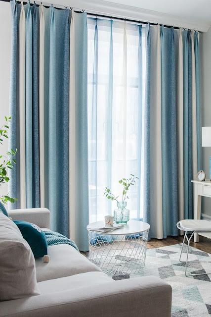 como calcular tecido cortina