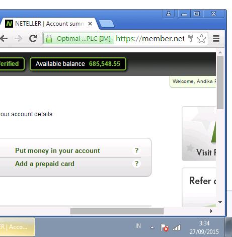 Free Neteller Money