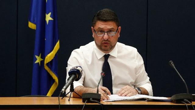 Παρατείνεται για μια εβδομάδα το lockdown - Όλα τα μέτρα που ανακοίνωσε ο Νίκος Χαρδαλιάς