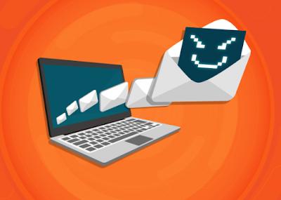 Gambar spam, spam internet, spam pesan, spam email, arti kata spam, jenis spam, cara menghindari spam
