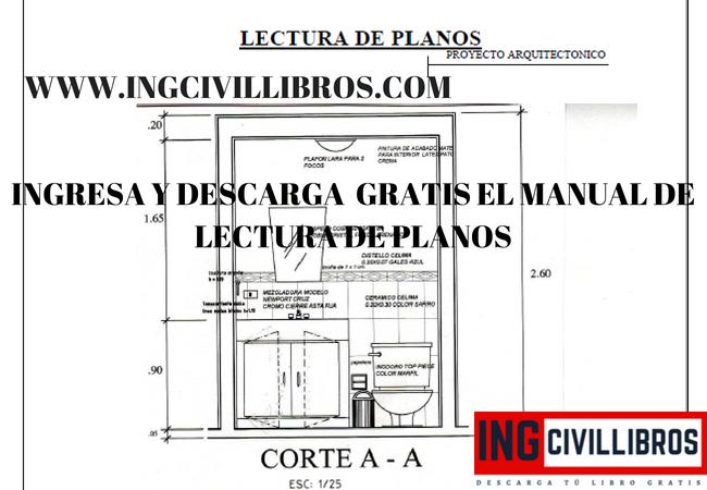 Plano estructural pdf
