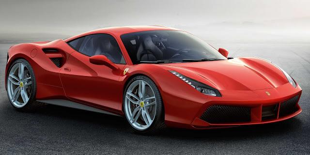 Un nuevo vídeo muestra al Ferrari V8 afrontar con firmeza horquillas y fuertes cambios de rasante