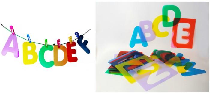 juguetes y juegos para ayudar a aprender a leer y escribir, plantillas abecedario