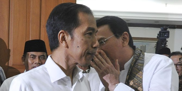 Jokowi Lindungi Penista Agama dan Tak Ikhlas Ahok Jadi Tersangka