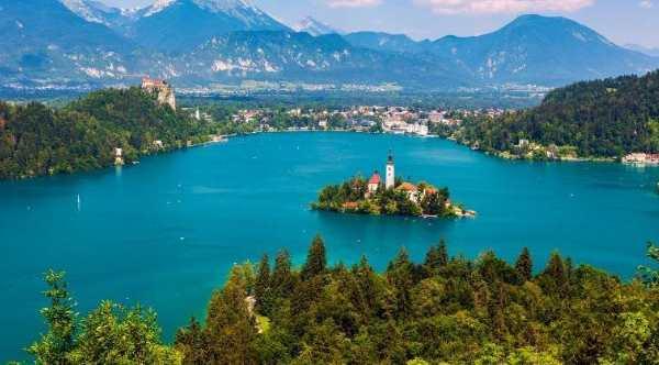 Menikmati Keindahan Slovenia, Negara Tercantik di Eropa