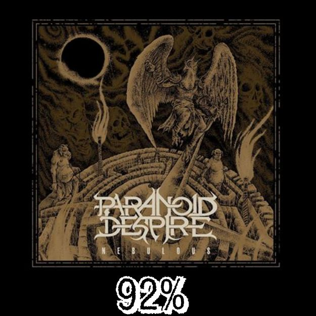 Reviews: Paranoid Despire – Nebulous