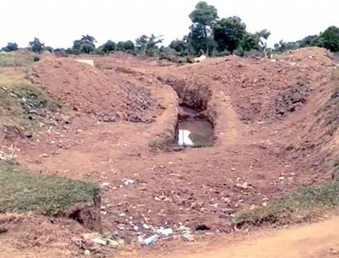 Haití continúa trabajos de canal para acapar aguas del río Masacre