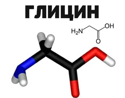 формула глицина