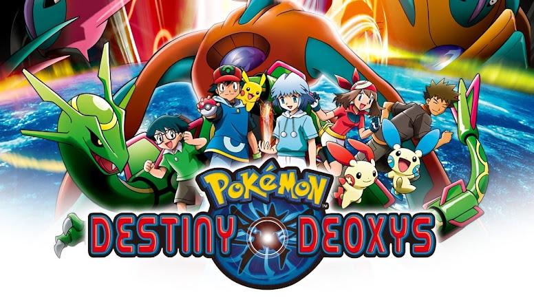 Pokémon o Filme 7 Alma Gêmea