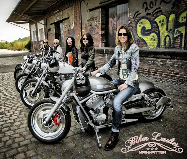 Biker Ladies Mainhatten