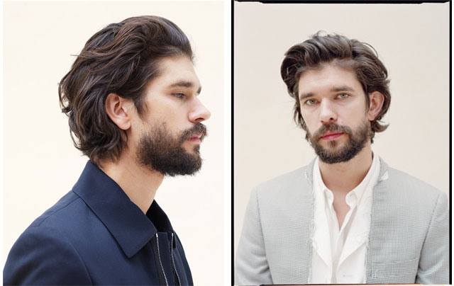 Ben Whishaw, doe-eyed poet onscreen, takes on John Proctor, rough-hewn brute onstage.