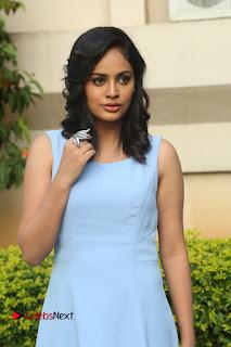 Actress Nandita Swetha Pictures at Ekkadiki Pothavu Chinnavada Teaser Launch 0012