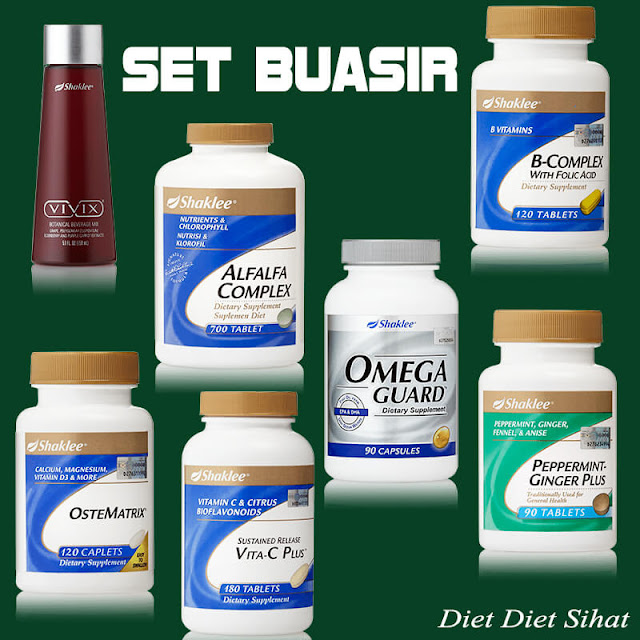 Image result for SET BUASIR SHAKLEE