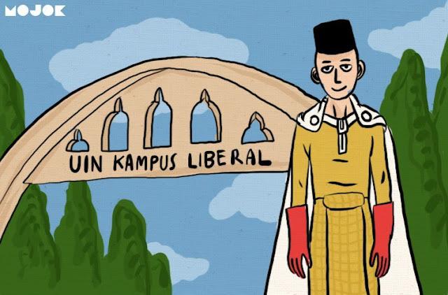UIN kampus Liberal