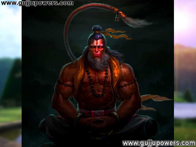 lord hanuman status