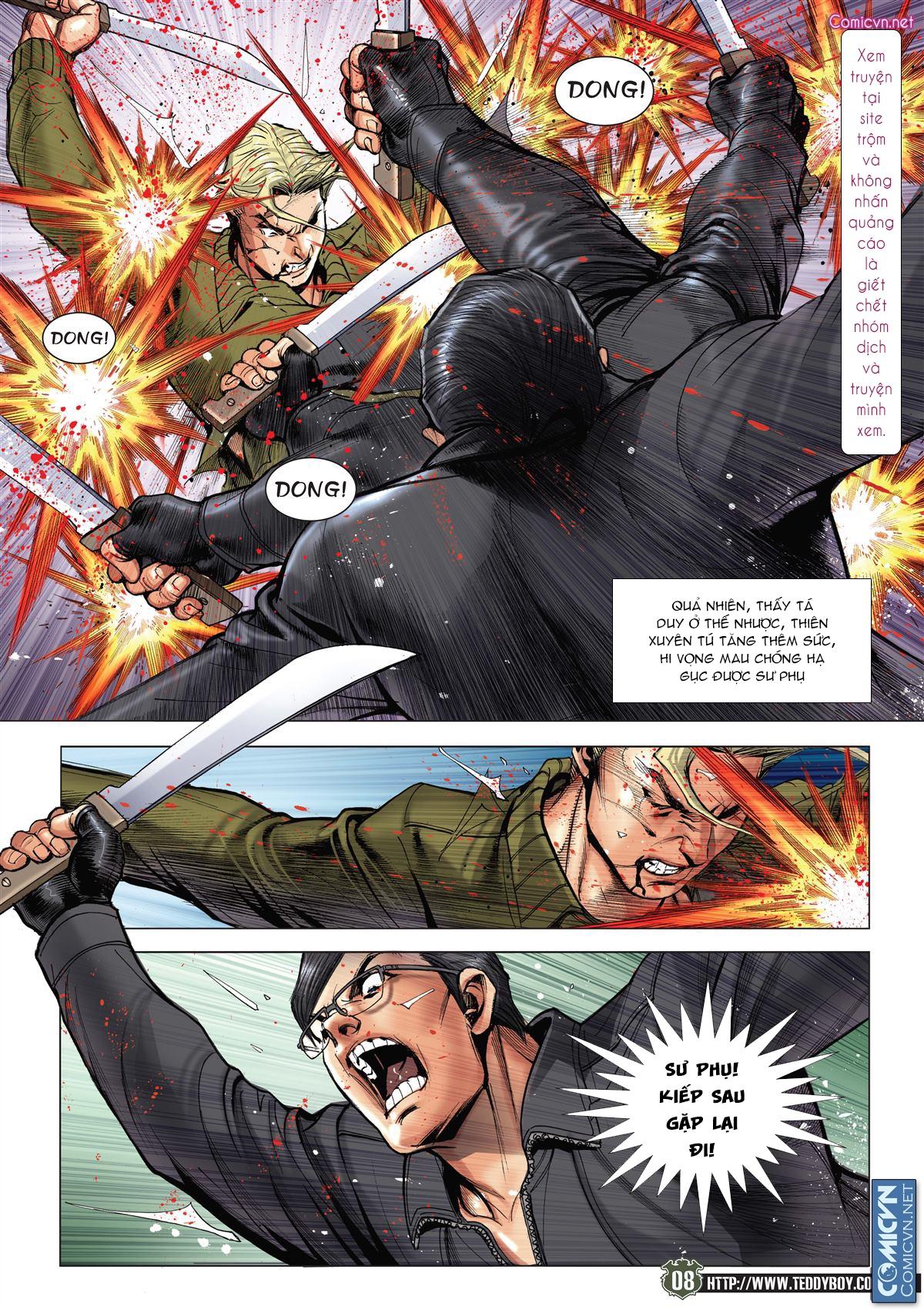 Người Trong Giang Hồ RAW chap 2085 - Trang 7