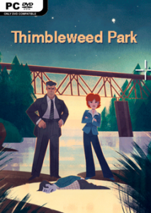 Download Thimbleweed Park Full Crack PC Game