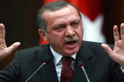 Erdogan: Harapan Saya Prancis Segera Singkirkan Macron Secepat Mungkin! Dia Adalah Beban Bagi Turki