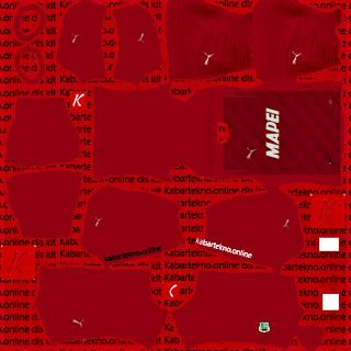 Sassuolo 2020 GK Away Kits