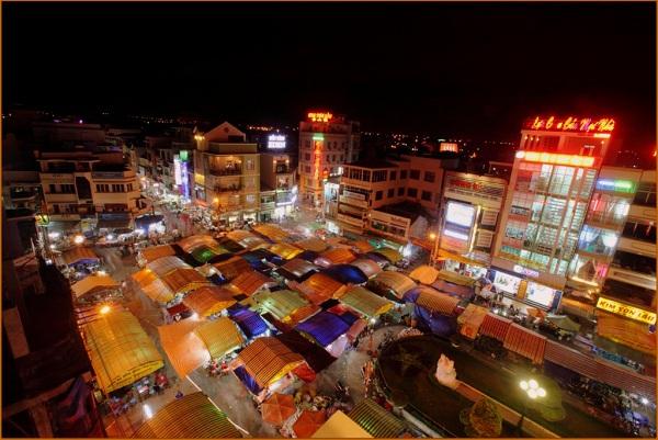 chợ đêm Phan Thiết