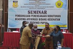 BPSDM dan Universitas Cenderawasih Kaji SDM Kesehatan Untuk Beasiswa Afirmasi Nakes di Papua