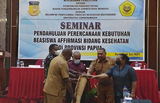 BPSDM dan Universitas Cenderawasih Kaji SDM Kesehatan Untuk Beasiswa Afirmasi Nakes di Papua.lelemuku.com.jpg