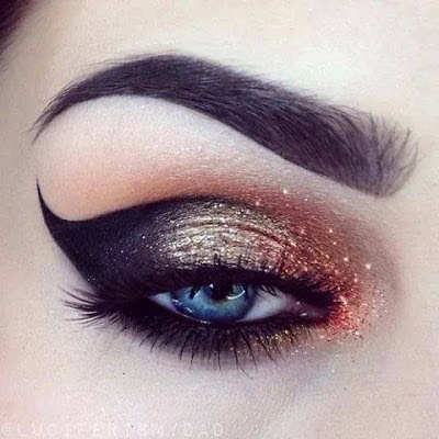 Party natural eye makeup ideas for girls