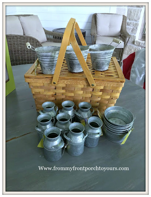 Hobby Lobby-Clearance-Tin-Farmhouse Home Decor-From My Front Porch To Yours