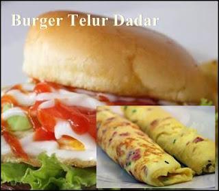 ide bisnis burger telur dadar