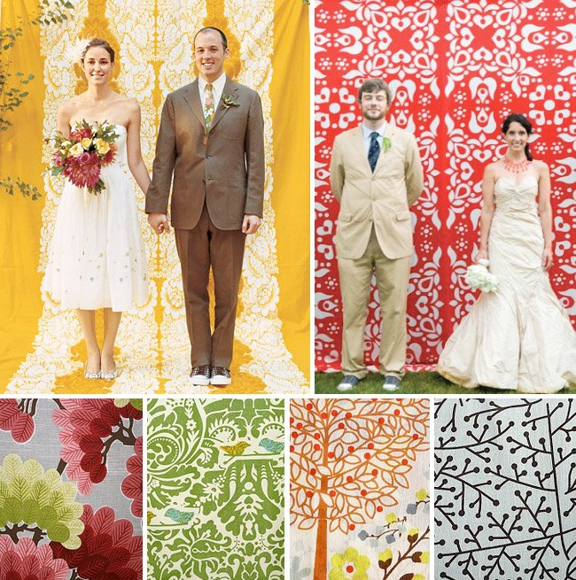 Wedding Photo Booth Backdrop Ideas: B Design Interiors: D.I.Y Photo Booth