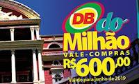 Promoção Supermercados DB do Milhão promodbdomilhao.com.br