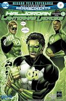 DC Renascimento: Hal Jordan e a Tropa dos Lanternas Verdes #17