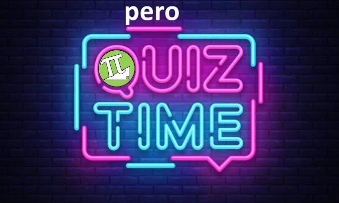 Μαθηματικά Β' Γυμνασίου -  Εξισώσεις - Quiz