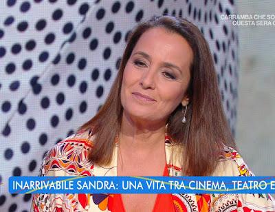 Roberta Capua foto oggi sorriso Estate in Diretta 20 luglio