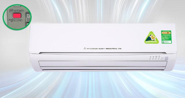 Điều hòa hai chiều Mitsubishi Heavy Inverter SRK/SRC50ZS-S