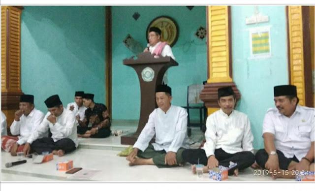 Pemkab OKI Safari Ramadhan ke Ponpes As-Shiddiqiyah