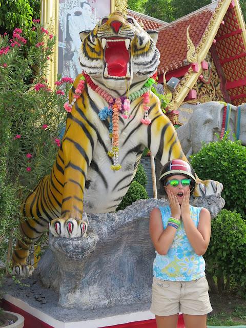 Templo de la Cueva del Tigre