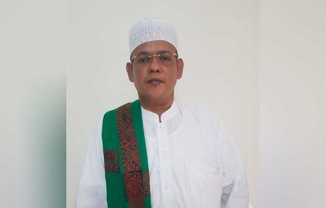 "Viral Stiker ""Terima Kasih Pak Jokowi.."" di Pesawat Garuda, Begini Penjelasan Habib Sholeh Almuhdar"