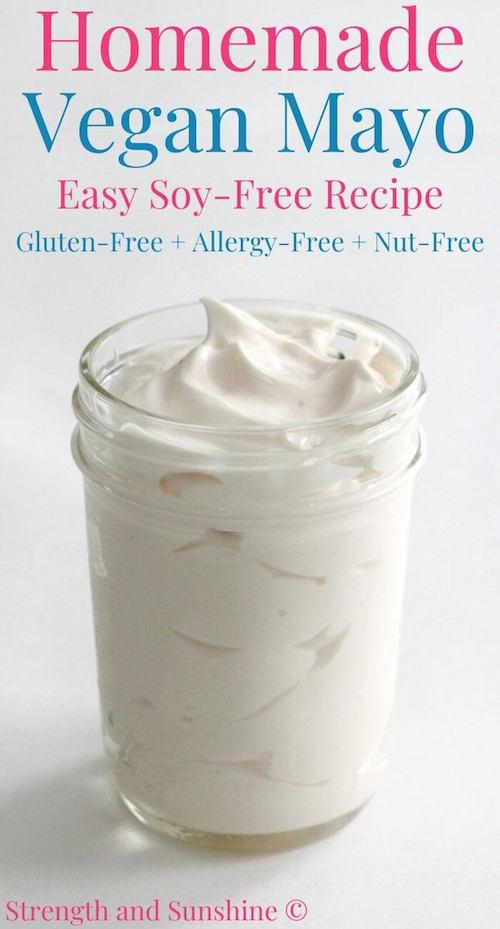 Vegan Mayo Recipe