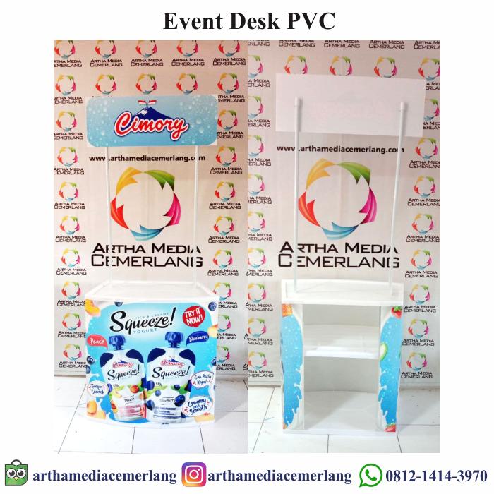 Produk Event Desk