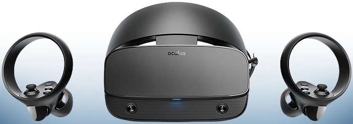 Oculus Rift S PC-Powered VR Gaming Headset