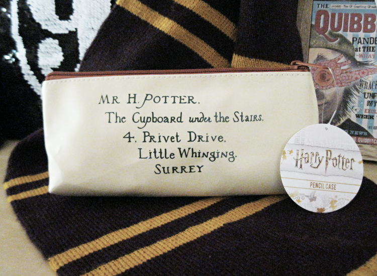 House of Spells Harry Potter pencil case