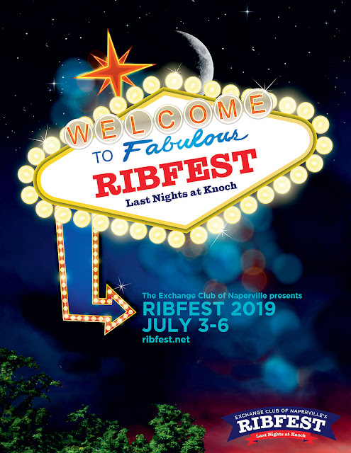 Exchange Club of Naperville's Ribfest 2019