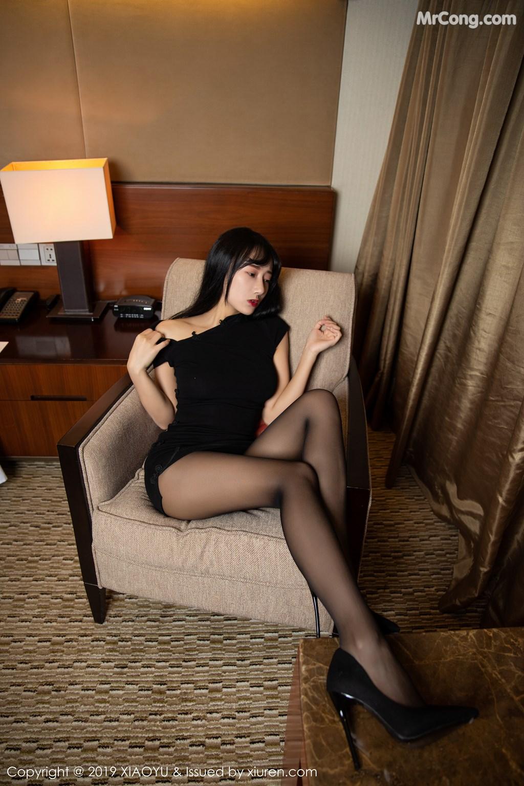 Image XiaoYu-Vol.145-He-Jia-Ying-MrCong.com-042 in post XiaoYu Vol.145: He Jia Ying (何嘉颖) (68 ảnh)