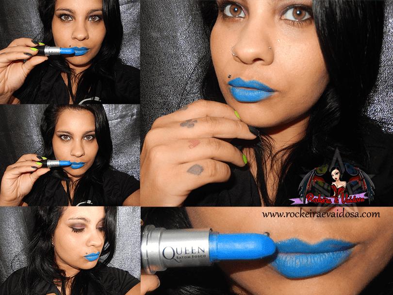 Queen Azul