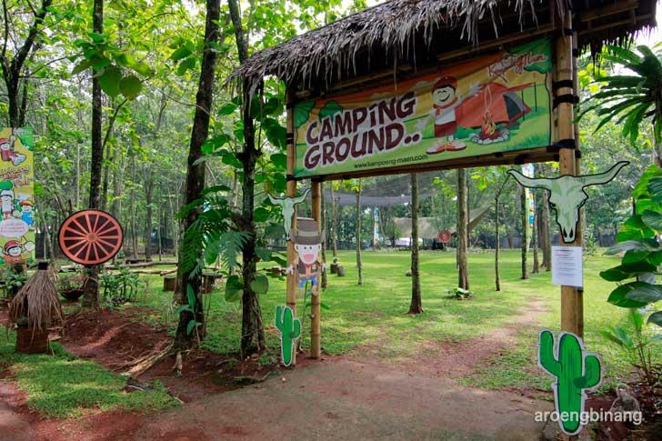 kampoeng maen buperta cibubur