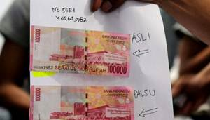 Ada Modus Baru Penipuan Uang Palsu di ATM