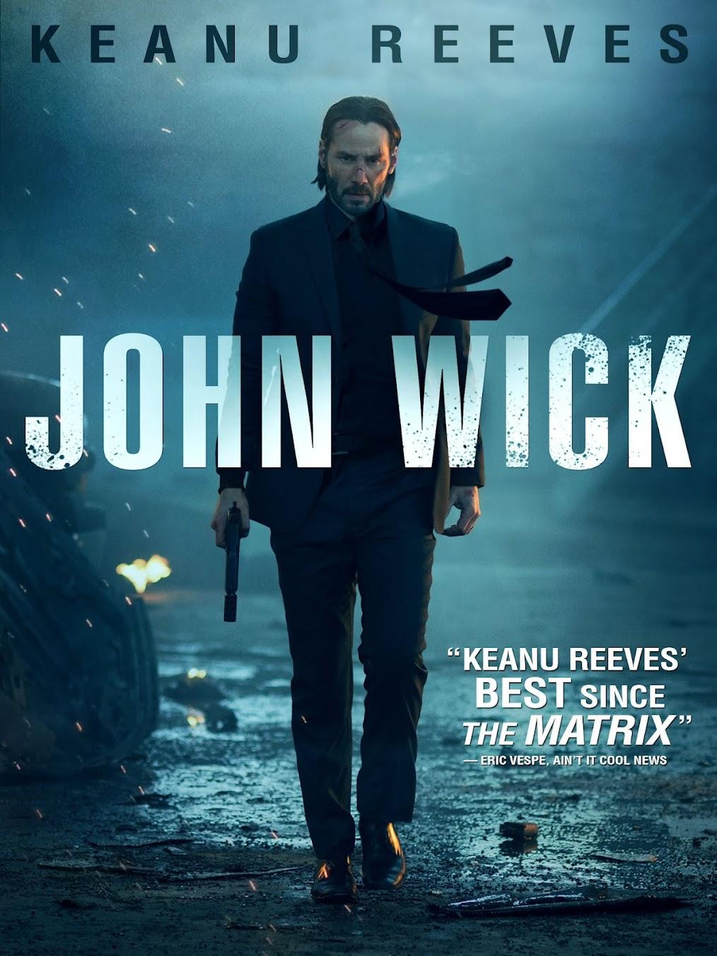 Jonh Wick 1 - Azione